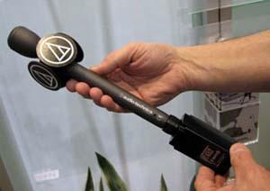 Audio Technica interview microphone