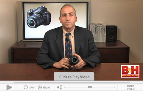 Click here to a view our video on the Nikon D5000