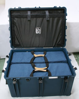 The Tackle Box when first opened up