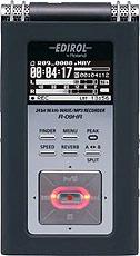 Edirol R-09HR Portable 24-Bit WAV/MP3 Audio Recorder