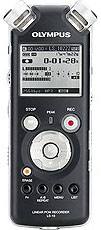 Olympus LS-10 Linear PCM Field Recorder
