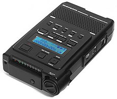 Marantz PMD660 Portable Compact Flash Digital Recorder with XLR Inputs