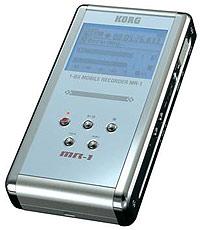 Korg MR-1 1-Bit Handheld Digital Audio Recorder