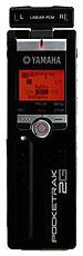 Yamaha POCKETRAK 2G Pocket Stereo Recorder