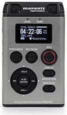 Marantz PMD-620 Professional Handheld Digital Audio Recorder