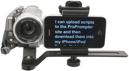 http://www.bhphotovideo.com/c/product/616812-REG/ProPrompter_PP_WING_MDCLIP_ProPrompter_Wing_with_LCD.html