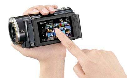 Sony's HDR-CX500V 32GB Hi-Def Flash Memory Handycam