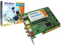 AverMedia's AVerTVHD MCE A180 PCI ATSC HDTV Tuner Card