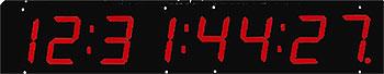Time Code Display