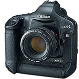 Canon's EOS 1D Mark-series