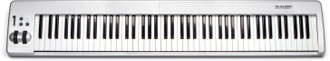 M-Audio KEYSTATION 88ES - 88-Key Semi-Weighted USB MIDI Controller Keyboard
