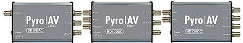 Pyro AV line