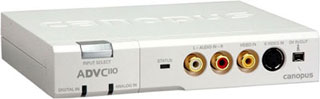 Grass Valley ADVC-110 – Analog to DV converter box