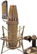 Neumann's legendary U 87 microphone