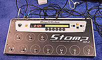 IK Multimedia StompIO USB floor controller and audio interface