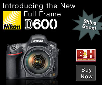 Nikon D600 vs D800 vs D700 Comparison - Full Frame DSLR Cameras