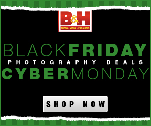 B&H Black Friday and Cyber Monday Sale