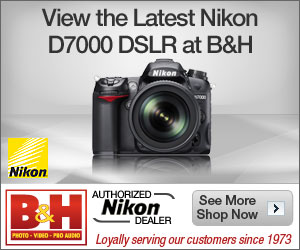 NIKON D7000 REVIEW HANDS ON