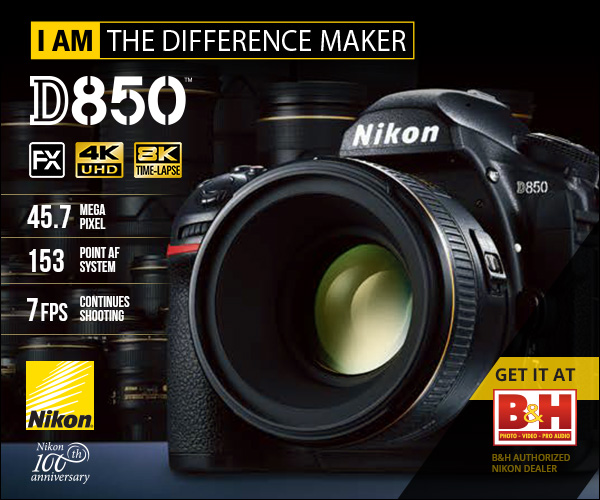 My Year with the Nikon D850: Part 1 of 3 Camera Reviews