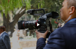 Canon COMPACT-SERVO 70-200mm Wedding Footage - Boffo Video