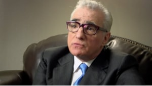 Interview with Martin Scorsese