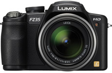 Panasonic's Lumix DMC-FZ35