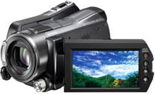 Sony HDR-SR series 10, 11, and 12