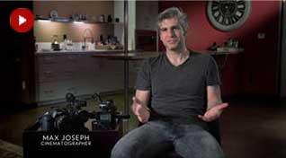Interview with Max Joseph