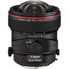 TS-E 17mm f/4L Manual Focus Lens