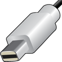 Displayport Mini Male