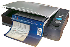Plustek Technology Inc. BookReader V100 Flatbed Scanner