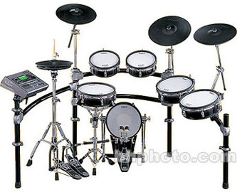 Roland TD-20S - V-Pro Electronic Drum Kit (Black)