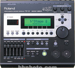 Roland TD-12 - Electronic Percussion Module for Roland V-Series
