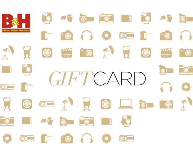 Gift Cards - B&H Photo Video