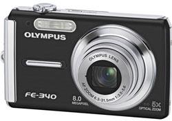Olympus FE340