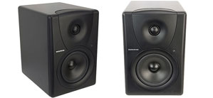 Mackie MR5 MKII and MR8 MKII <br>Active Monitors