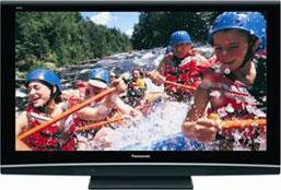 """Panasonic  TH-50PZ85U VIERA Plasma TV 50"""""""