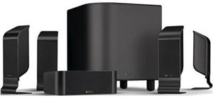 Infinity  TSS-800PL Home Theater Speaker System (Platinum)