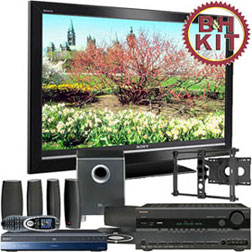 The Complete LCD Home Theater System