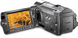 Canon Vixia HF 100