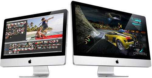 Apple's latest iMacs