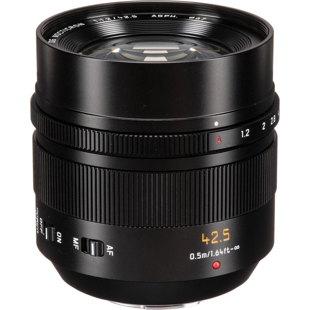 image of Panasonic Leica DG Nocticron 42.5mm f/1.2 ASPH