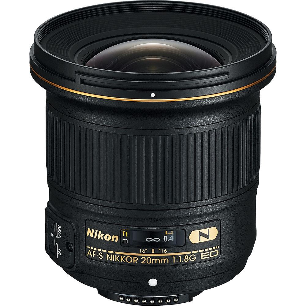 image of Nikon AF-S 20mm f/1.8G
