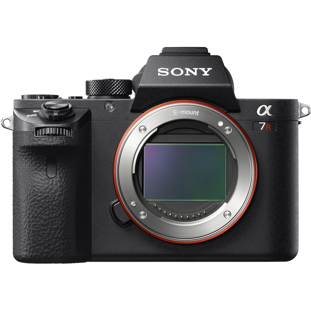 image of Sony A7R II
