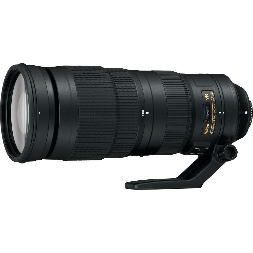 image of Nikon AF-S 200-500mm f/5.6E ED VR