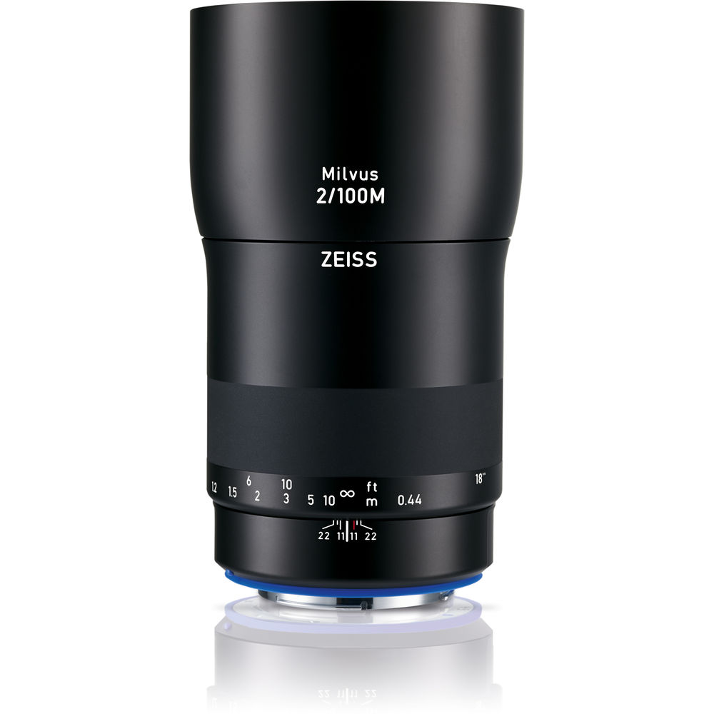 image of Zeiss 100mm f/2 Makro-Planar