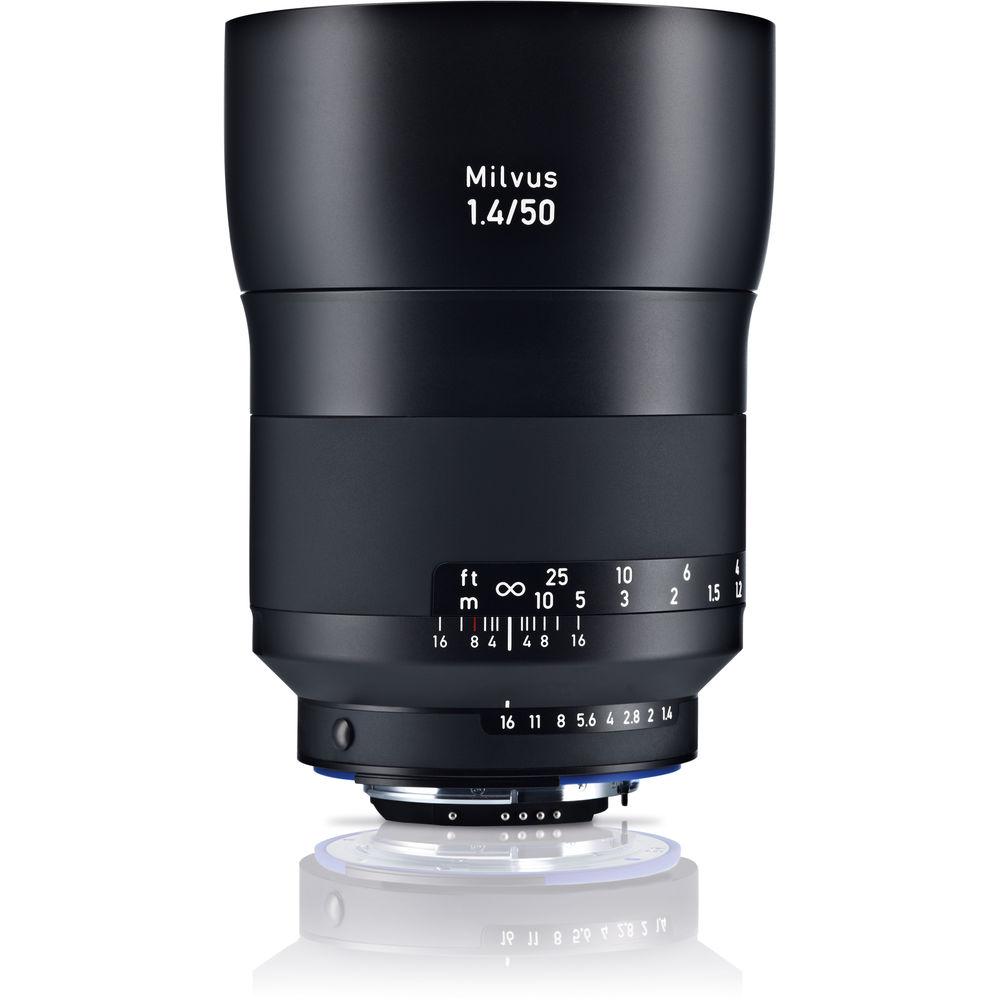image of Zeiss Milvus 50mm f/1.4