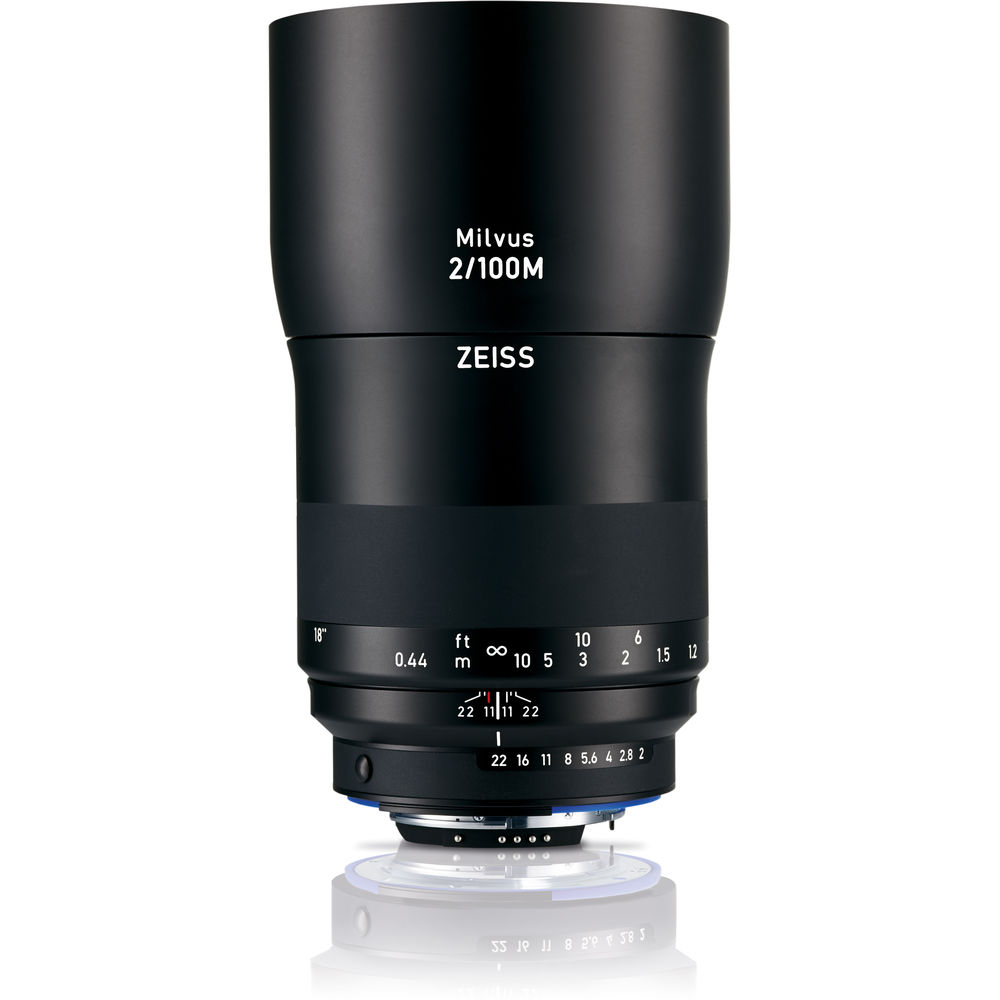 image of Zeiss Milvus 100mm f/2M