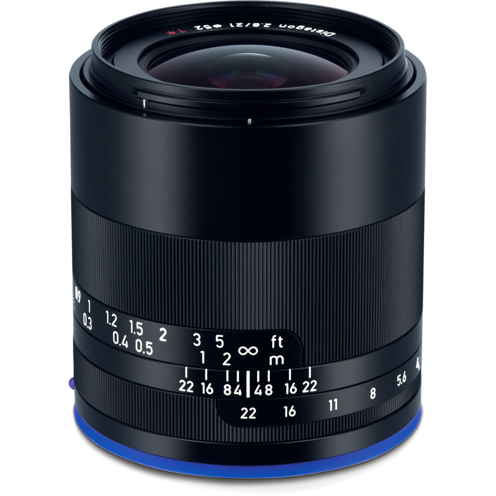image of Zeiss 21mm f/2.8 Distagon