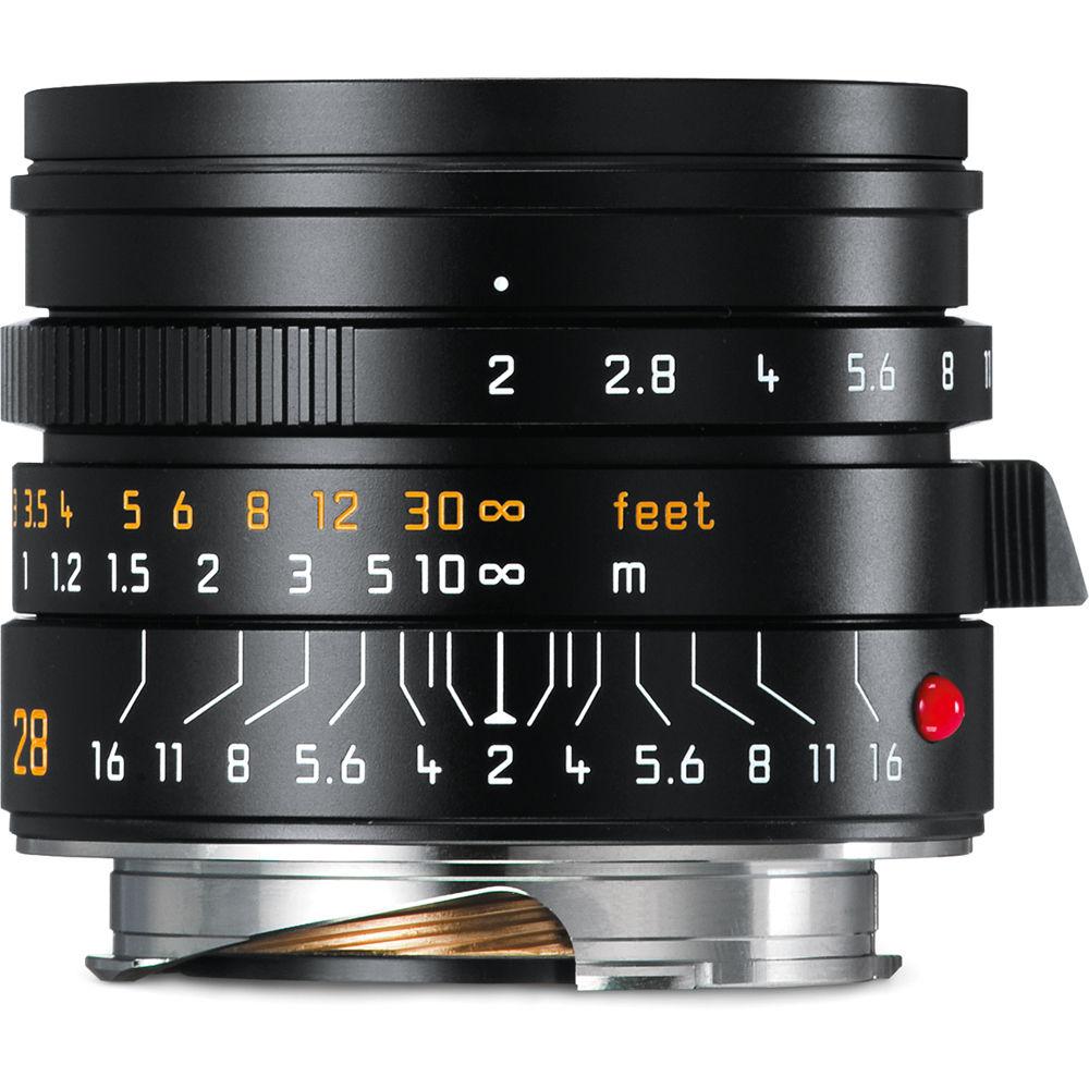 image of Leica 28mm f/2 Summicron-M ASPH